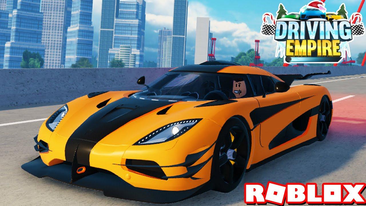 Roblox Driving Empire Les Codes de Récompense (Décembre ...