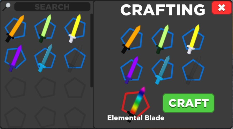 How to get the Elemental Blade in Roblox Treasure Quest - Pro Game Guides