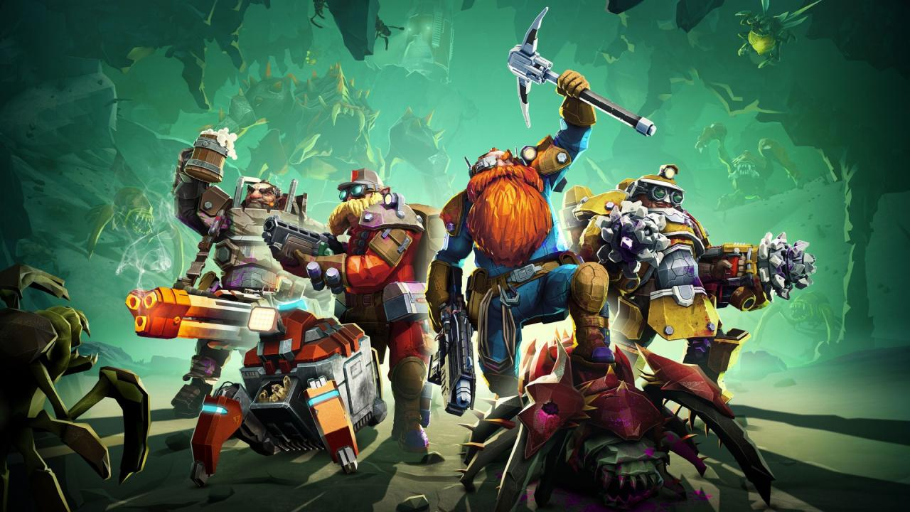 Dig Deeper and Better with These Tips for Deep Rock Galactic - Xbox Wire