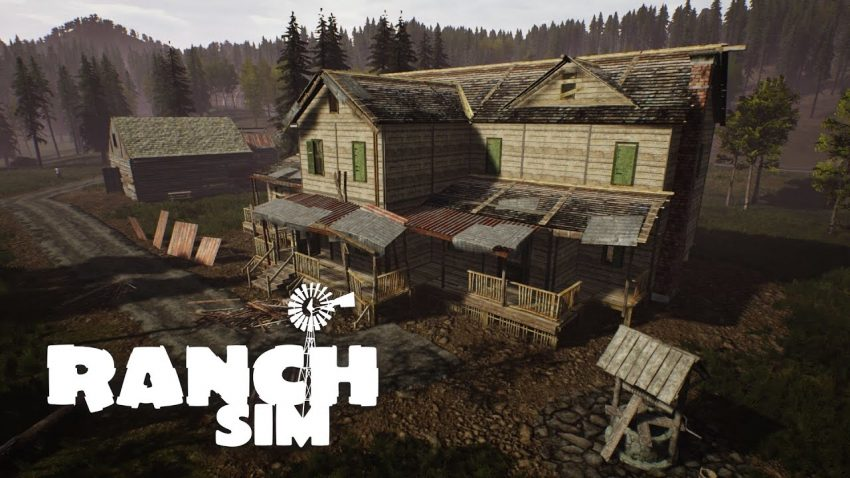 Ranch Simulator How to Build Advance Fences