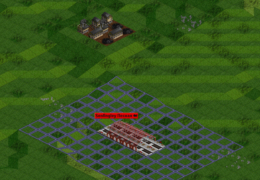 OpenTTD How to Place your Stations Efficiently